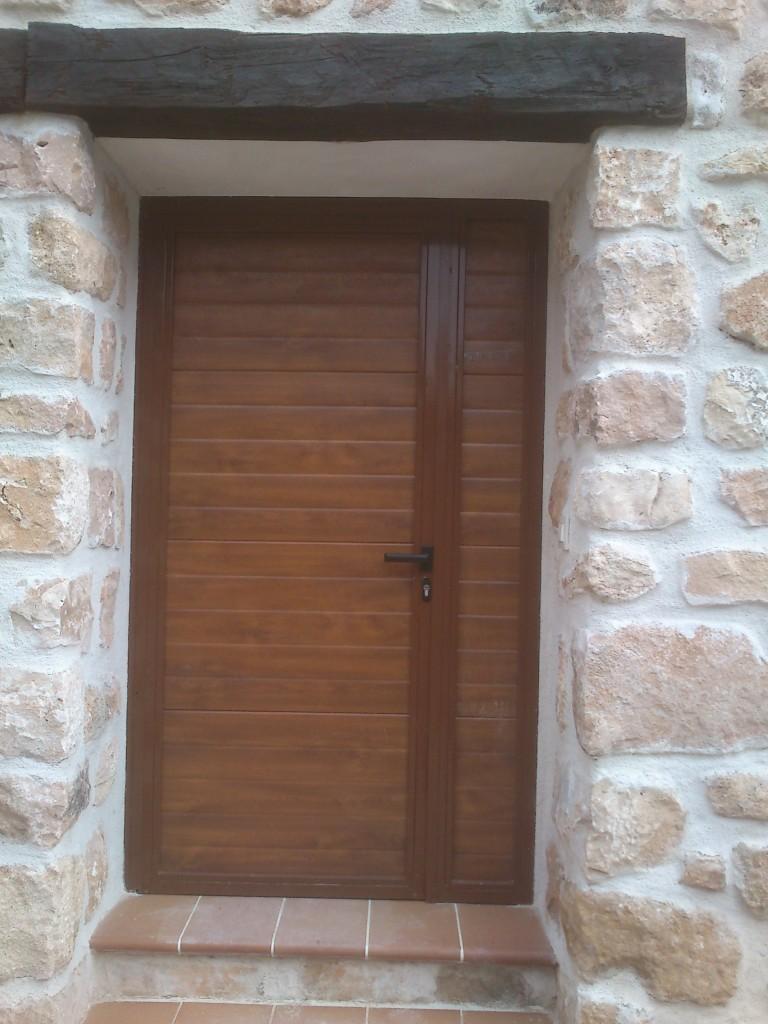 puertas batientes garajes madrid