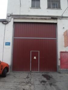 puertas de garaje basculantes madrid
