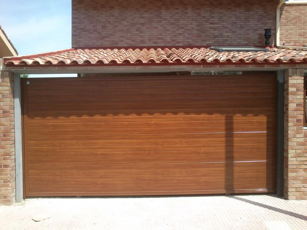 puertas garaje correderas madrid