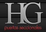 logotipo de H. G. PUERTAS SECCIOANBLES C.B.