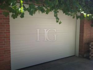 puertas de garaje motorizadas madrid
