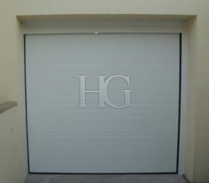 puerta seccional automatica madrid