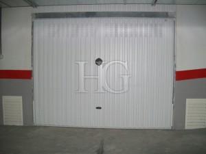 instalación puertas de garaje