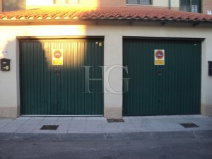 puerta de garaje guadalajara