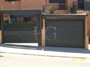puertas correderas de garaje